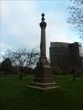 Image for HMS Centurion Memorial Pillar - Victoria Park - Portsmouth, Hampshire