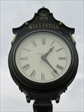 Image for Billie Jean Sprawls Memorial Clock - Williston, South Carolina