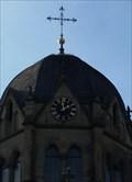 Image for Church Clock - Alexander Nevskyj Kirche - Stuttgart, Germany, BW