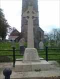 Image for Memorial Cross, St Paternus - North Petherwin, Cornwall