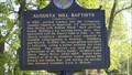 Image for Augusta Hill Baptists, Historical Marker, Frankford, NJ