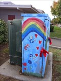 Image for Rainbow and Handprints - Petaluma, CA