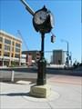 Image for South Kansas Avenue Clock - Topeka, Kansas