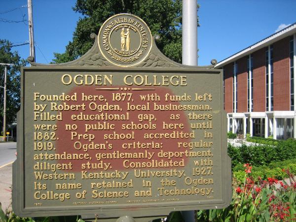 Ogden College 82