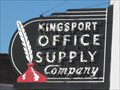 Image for Neon Sign - Kingsport Office Supply Company - TN