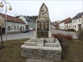 Image for Pomnik Obetem 1. a 2. svetove valky - Otaslavice, Czech Republic