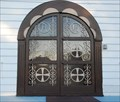 Image for Our Lady of Tikhvin Doorway - Howell, NJ