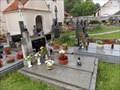 Image for Hrbitov u kostela sv. Ondreje - Bezdekov, Hradište, okres Plzen-jih, CZ