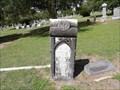 Image for Daniel Boon  Emmons - Port Lavaca Cemetery, Port Lavaca, TX