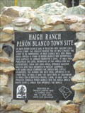 Image for Haigh Ranch Peñón Blanco Town Site - Coulterville, CA