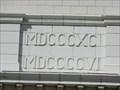 Image for MDCCCXC (1890) - Book Vault - Oskaloosa, Ia.
