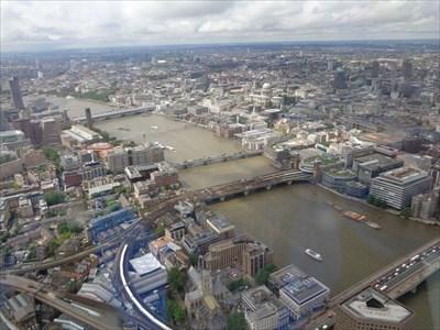 veritas vita visited Thames River