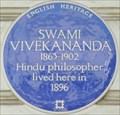 Image for Swami Vivekananda - St George's Drive, London, UK