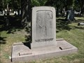 Image for Waltersdorf (sic) Monument - Forest Home Cemetery, Forest Park, IL