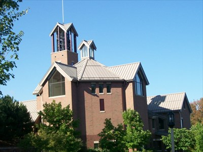 Floyd and Juanita Smith Chapel Back View