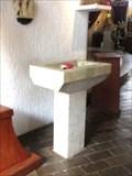 Image for Baptismal Font - Iglesia de Cristo Rey - Cancun, Mexico