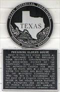 Image for Presiding Elder's House