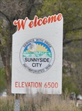 Image for Sunnyside City ~ Elevation 6500 Feet