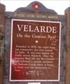 Image for Velarde - Velarde, NM