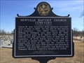 Image for Newville Baptist Church Cemetery - Newville, AL