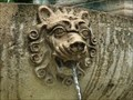 Image for Lion Heads at Lajos Fountain - Budapest, Hungary
