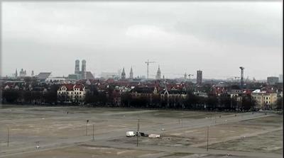 Theresienwiese München Webcam