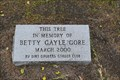 Image for Betty Gayle Gore - Tabor City, NC, USA
