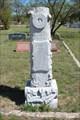 Image for John M. Elkins - Buffalo Springs Cemetery - Buffalo Springs, TX