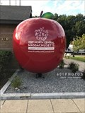 Image for The Big Apple of New England - Johnny Appleseed Visitors Center - Lancaser, Massachusetts