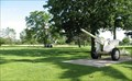 Image for Veterans Memorial artillery - Queen of Heaven Cemetery, Hilliside, IL