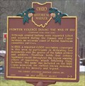 Image for Frontier Violence During the War of 1812 - Marker # 2-3