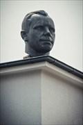 Image for Juri Gagarin auf dem Hausdach - Bonn, NRW, Germany