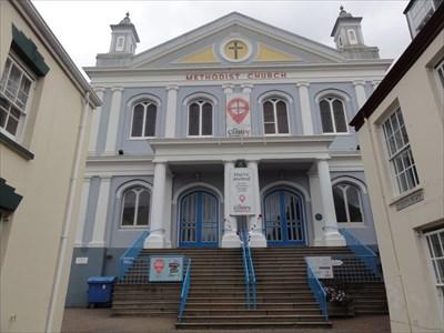 The Methodist Centre - St. Helier, Jersey,Channel Islands ...