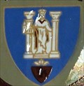Image for Arms of the See of Sodor and Man - Andreas, Isle of Man