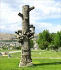 Image for IORM Grave Marker - Upper Hill Cemetery - Anaconda, Montana