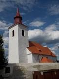 Image for kostel sv. Jiljí - Herman, okres Písek, CZ