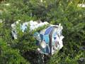 Image for Ocean mosaic mailbox - Carpinteria, California
