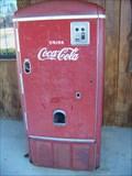 Image for Antique Coke Machines-Hattiesburg, MS