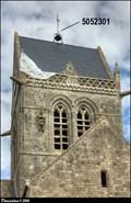 Image for Point géodésique 5052301 - Eglise Notre Dame de la Paix (Sainte-Mere-Eglise)