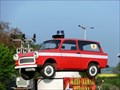 Image for Trabant Fire Truck - Pecky, Czech Republic