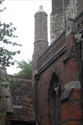 Image for Vestry Chimney, St.Mary-at-the-Wall, Church Street, Colchester, Essex.