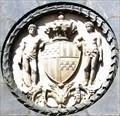 Image for Castle Mona Heraldic Shield No.1 - Douglas, Isle of Man
