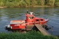Image for ehem. Feuerwehrboot - Remagen-Rolandseck, Germany