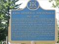 "Image for ""JOHN SANDFIELD MACDONALD 1812-1872""  - St. Raphaels, Ontario"
