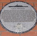 Image for HMS Arethusa - Historic Marker - Swansea Maritime Quarter - Wales