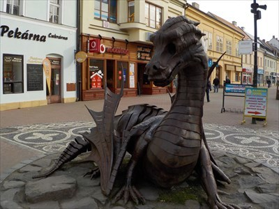 Good Fairy Tale Dragon - Jicín, Czech Republic