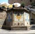 Image for Font de Santa Anna - barcelona, Spain