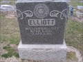 Image for William H. Elliott - Clinton Grove Cemetery, Mt. Clemens, MI.