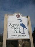 Image for Sandy Creek Park - Athens, GA