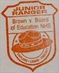 Image for Junior Ranger Brown V. Board of Education NHS - Topeka, KS